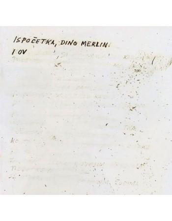 DINO MERLIN: Ispočetka