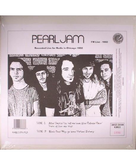 PEARL JAM: FM Live - 1992