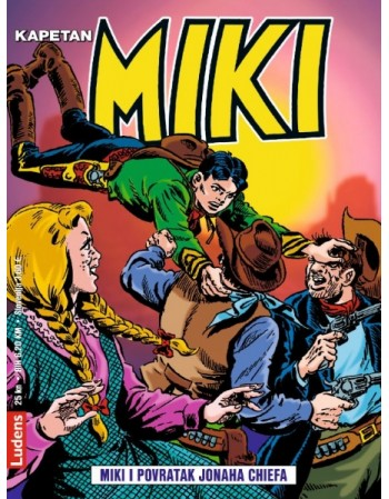 MIKI 42: Miki i povratak...