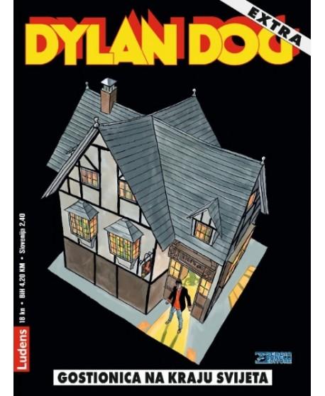 DYLAN DOG EXTRA 126: Gostionica na kraju svijeta