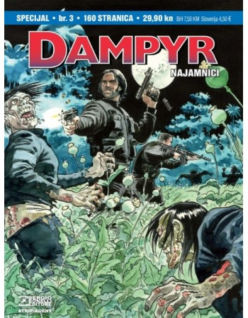 DAMPYR SPECIJAL 3: Najamnici