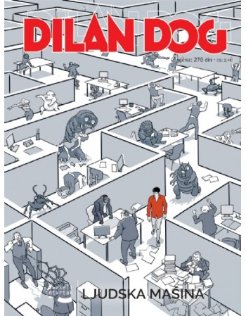 DILAN DOG 147: Ljudska mašina