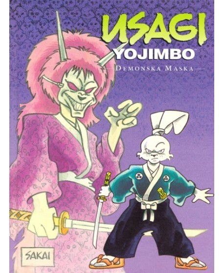 USAGI YOJIMBO 14 : Demonska maska