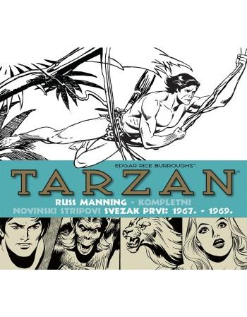 TARZAN 1: Zbirka novinskih...