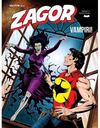 ZAGOR 148: Vampiri