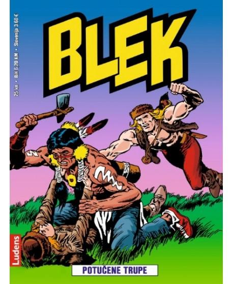 BLEK 84: Potučene trupe