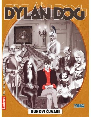 DYLAN DOG 172: Duhovi čuvari