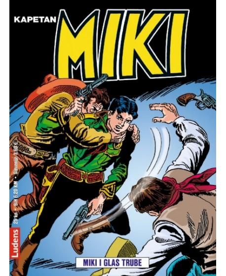MIKI 43: Miki i glas trube