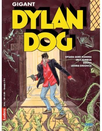 DYLAN DOG GIGANT 17: Opsada...