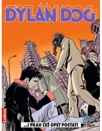DYLAN DOG 173: I prah ćeš...