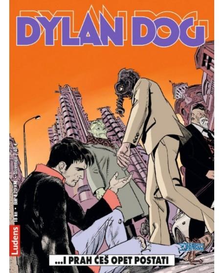 DYLAN DOG 173: I prah ćeš opet postati