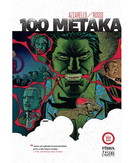 100 METAKA: Knjiga treća