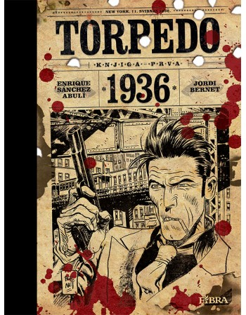 TORPEDO 1936 : Knjiga prva