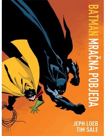 BATMAN 3: Mračna pobjeda