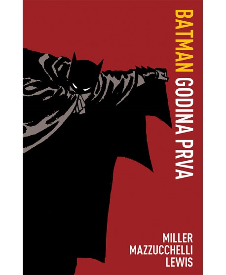 BATMAN 4: Godina prva