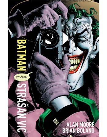 BATMAN 5: Strašan vic