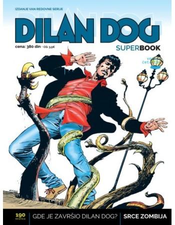 DILAN DOG SUPERBOOK 50
