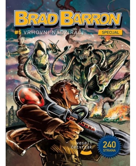 BRAD BARRON SPECIJAL 5