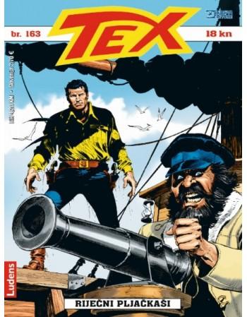 TEX 163: Riječni pljačkaši