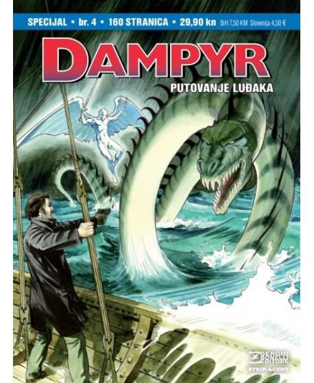 DAMPYR SPECIJAL 4: Putovanje luđaka