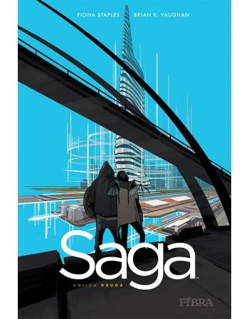 SAGA 2 : Knjiga Druga