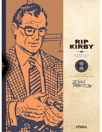 RIP KIRBY 19 : Sabrane...