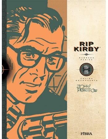 RIP KIRBY 18 : Sabrane...