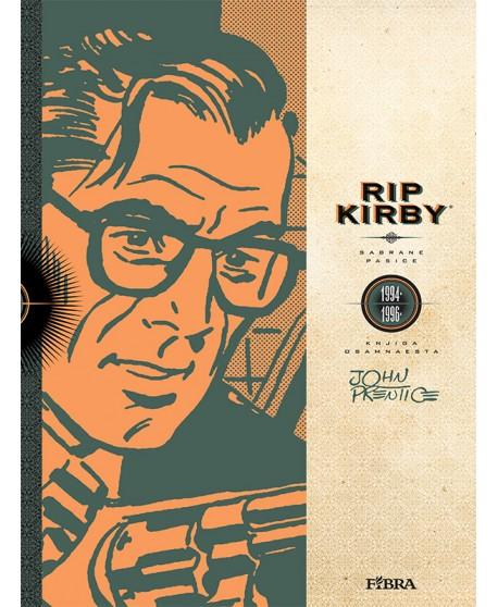 RIP KIRBY 18 : Sabrane pasice 1994. - 1996.