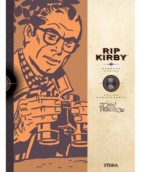 RIP KIRBY 17 : Sabrane pasice 1991. - 1994.