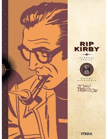 RIP KIRBY 12 : Sabrane...