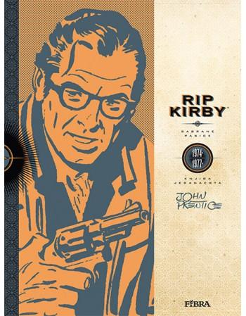 RIP KIRBY 11 : Sabrane...