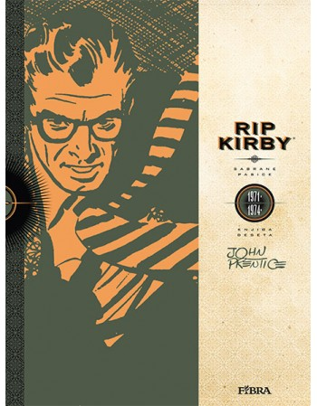 RIP KIRBY 10 : Sabrane...