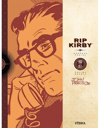 RIP KIRBY 9 : Sabrane...