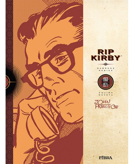 RIP KIRBY 9 : Sabrane pasice 1968. - 1971.