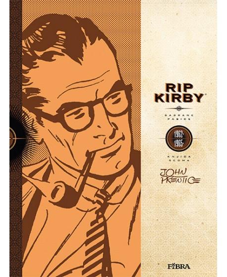RIP KIRBY 7 : Sabrane pasice 1962. - 1965.