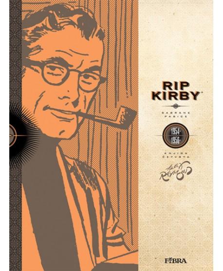 RIP KIRBY 4 : Sabrane pasice 1954. - 1956.