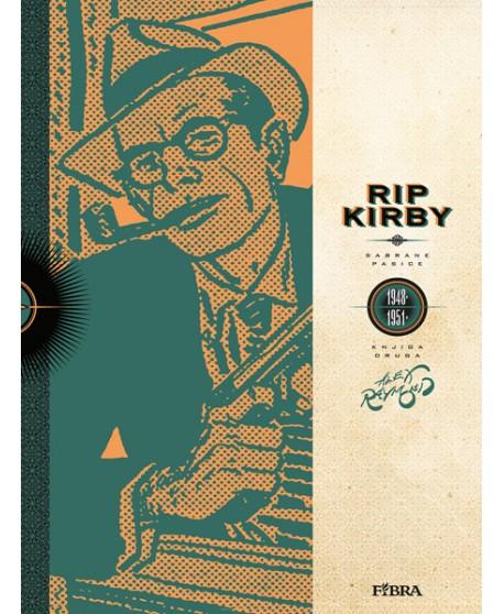 RIP KIRBY 2 : Sabrane pasice 1948. - 1951.