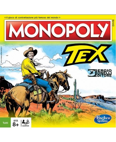 Tex Monopoly društvena igra