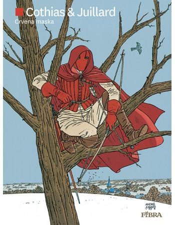 KOLORKA 91: Crvena maska