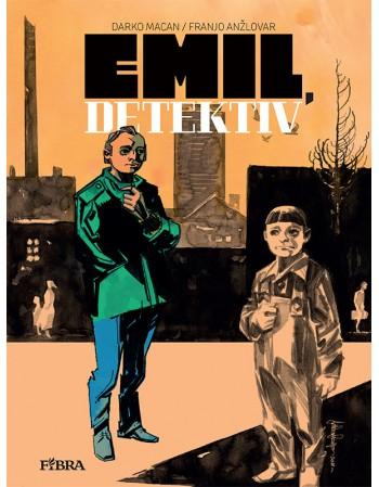 ORKA 38 : Emil,detektiv