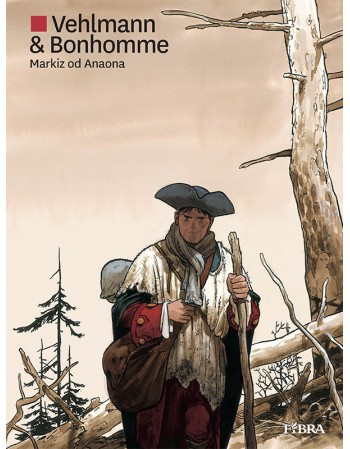 KOLORKA 98 : Markiz od Anaona