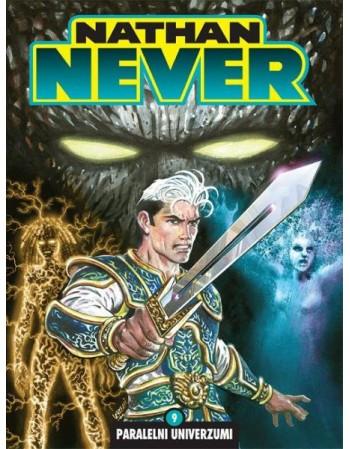 NATHAN NEVER GIGANT 9 :...