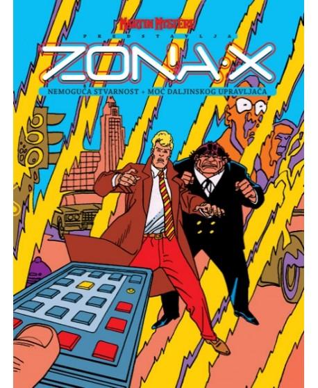 ZONA X 5 : Nemoguća stvarnost / Moć daljinskog upravljača