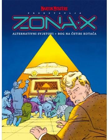 ZONA X 3 : Alternativni...