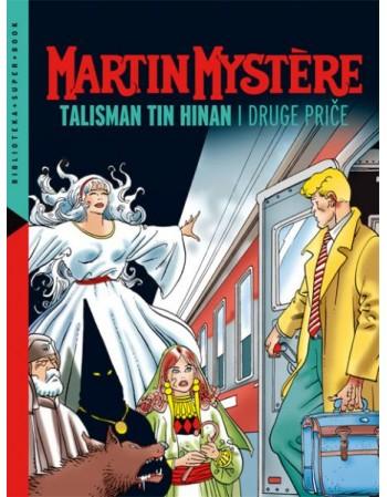SUPER BOOK 5 : Talisman Tin...