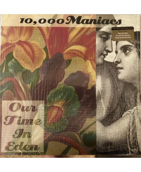10 000 MANIACS: Oun Time In Eden