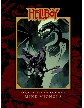 HELLBOY: Knjiga šesta