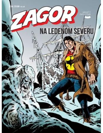 ZAGOR 152: Na Ledenom Severu