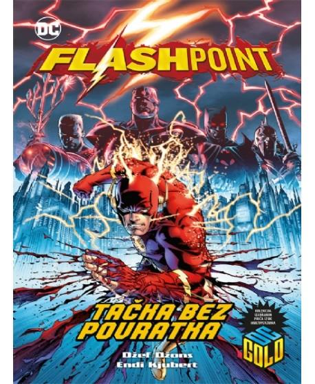 DC GOLD 12: Flashpoint Tačka bez povratka