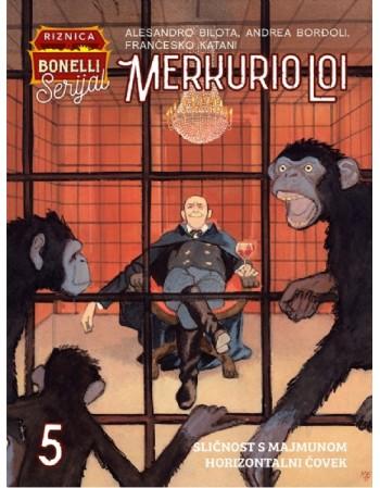 MERKURIO LOI 5: Sličnost s...